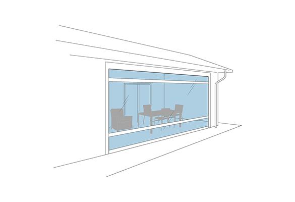 PVC trasparente - Venturello