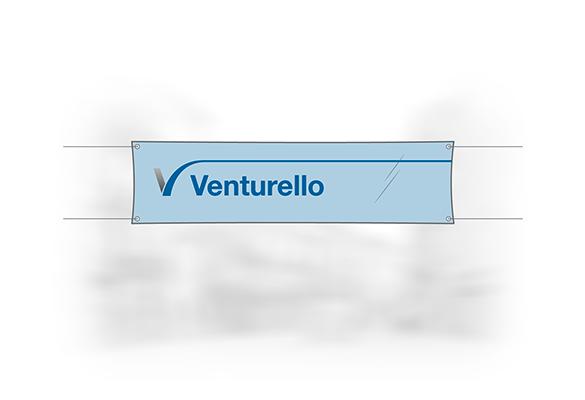 Scritte pubblicitarie - Venturello