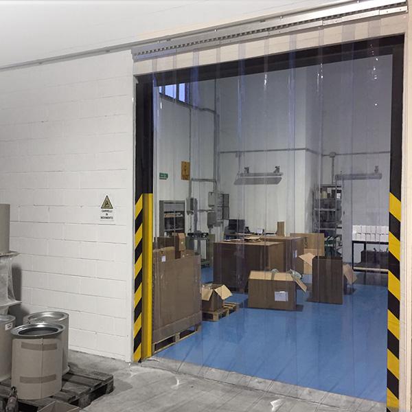 Settori di utilizzo - lavorazioni in PVC per Attività Industriali