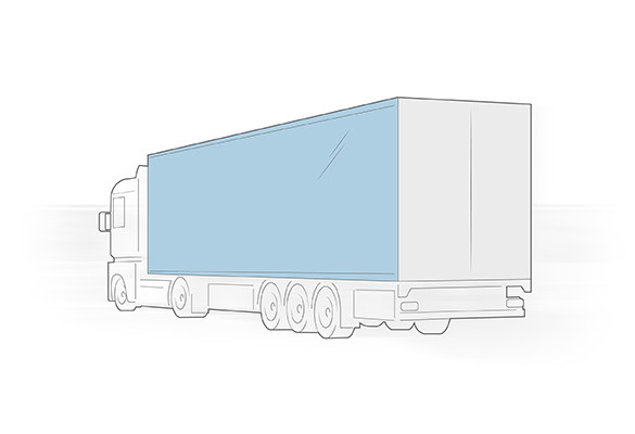 Teloni per camion - Venturello