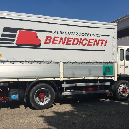 BENEDICENTI - Telone Camion - Venturello