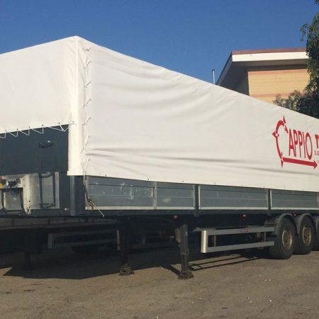CAPPIO - Telone bilico - Teloni per camion - Venturello