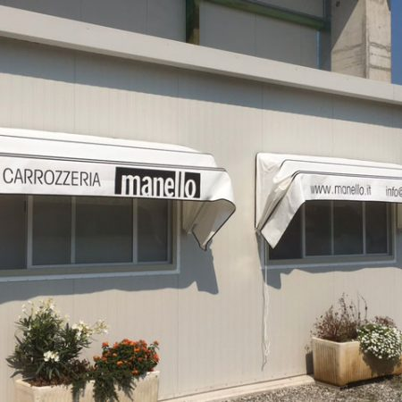 Carrozzeria Manello - Tende da sole - Venturello