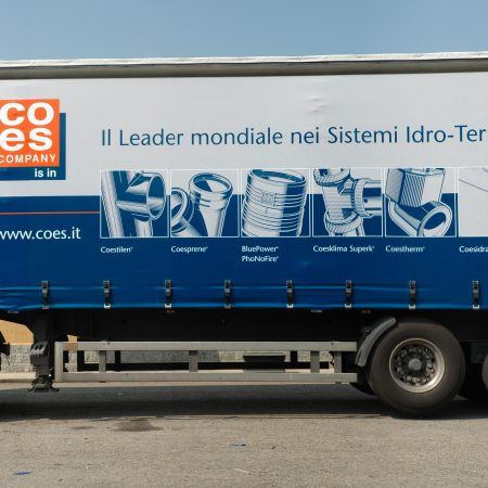 COES Telone Camion - Venturello