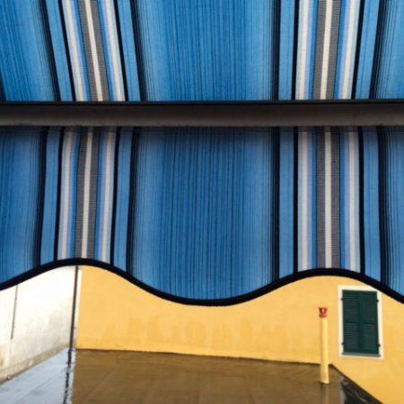 Cambio tessuto - Tende da sole - Venturello
