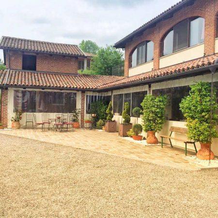 Chiusura per Agriturismo Il Picchio, Tigliole d'Asti - Chiusure per esterno - Venturello