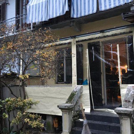 Chiusura veranda - Venturello
