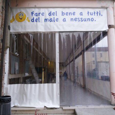 Chiusure per Istituto Salesian, Chieri - Chiusure per esterno - Venturello