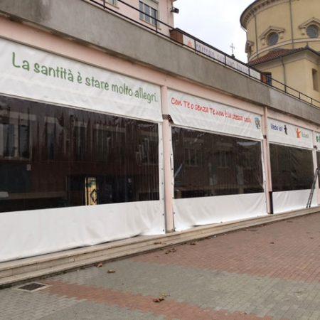 Chiusure per Istituto Salesiani, Chieri (TO) - Venturello