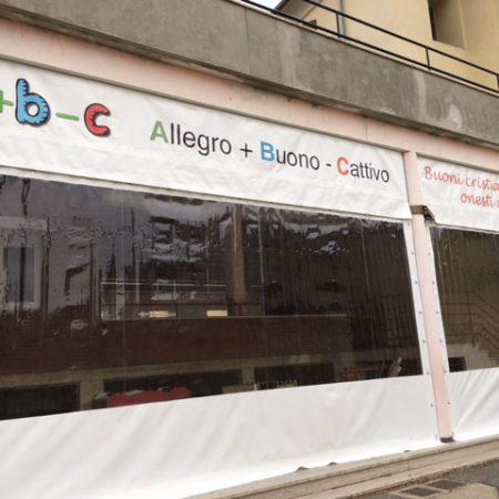 Chiusure per Istituto Salesiani, Chieri (TO) - Chiusure per esterno - Venturello
