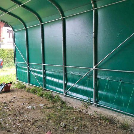 Copertura Tunnel Agricolo interno - Venturello