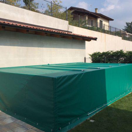 Copertura piscina - Teloni per piscine - Venturello