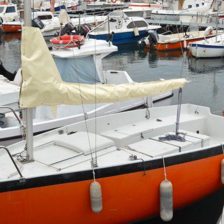 Copertura su misura barca a vela - Venturello