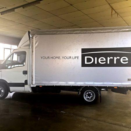 DIERRE - Teloni per camion - Venturello