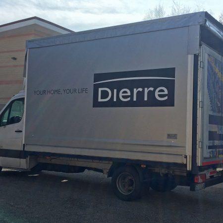 DIERRE - Telone furgone - Venturello