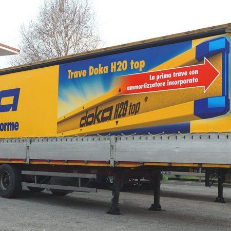 DOKA - Teloni per camion - Venturello