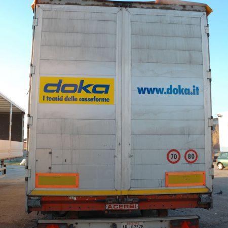 DOKA - Telone Camion Retro - Venturello