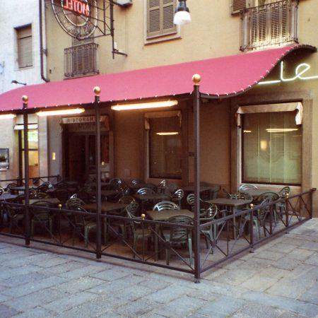 Dehors Le Petit Hotel, Torino - Dehors e pergole - Venturello