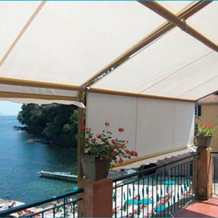 Dehors casa privata Liguria - Venturello