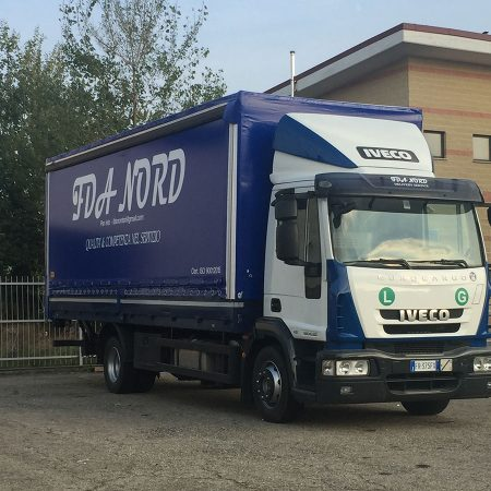 FDA NORD - Teloni per camion - Venturello