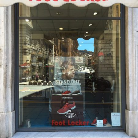 FOOT LOCKER - Tende da sole - Venturello