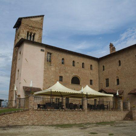 Gazebi area esterna Castello di Borgo Corveglia, Villanova d'Asti - Gazebo Venturello