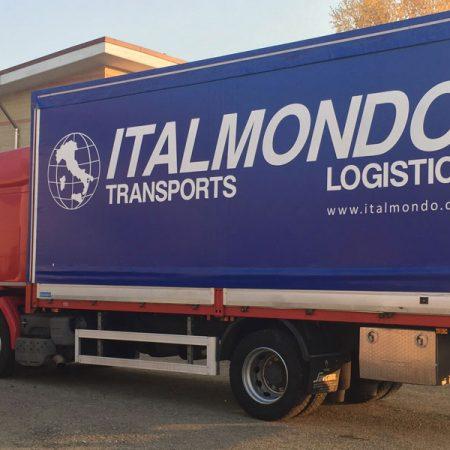 ITALMONDO - Teloni per camion - Venturello