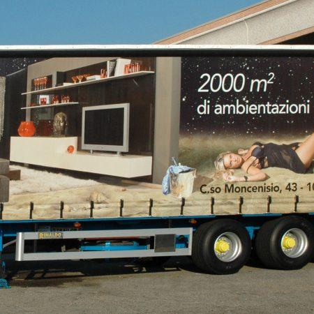 JB HOME - Telone camion - Venturello