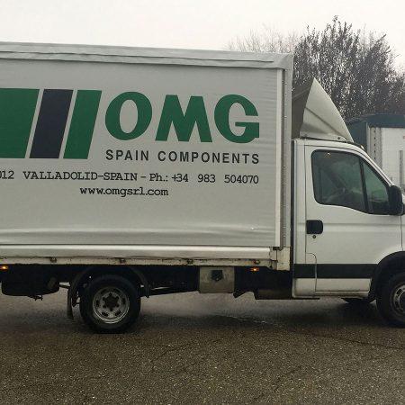 OMG - Telone furgone - Venturello