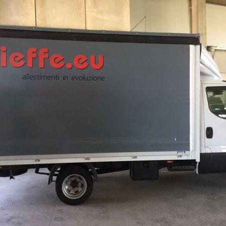 PIEFFE- Telone furgone - Venturello