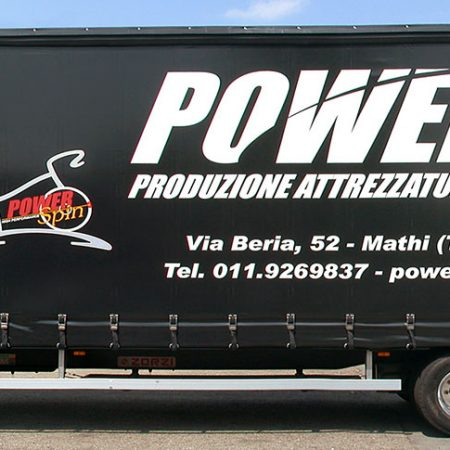 POWERS - Teloni per camion - Venturello