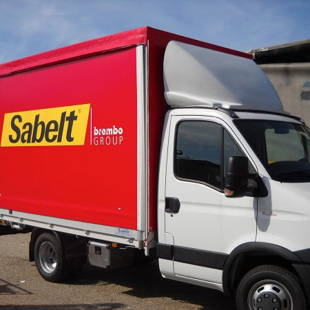 SABELT - Telone furgone - Teloni per camion - Venturello