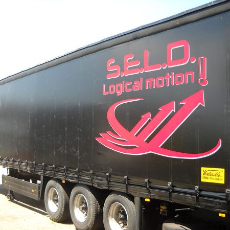 SELD - Teloni per camion - Venturello