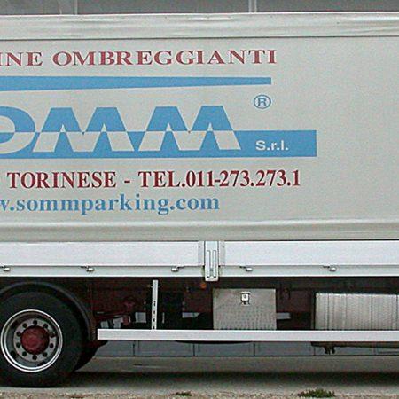 SOMM - teloni per camion - Venturello