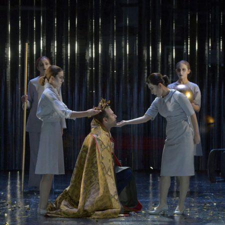 Strisce in PVC Trasparente per Teatro La Fenice Venezia - Venturello