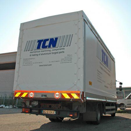 TCN - Telone camion Retro - Venturello