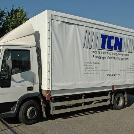 TCN - Teloni per camion - Venturello