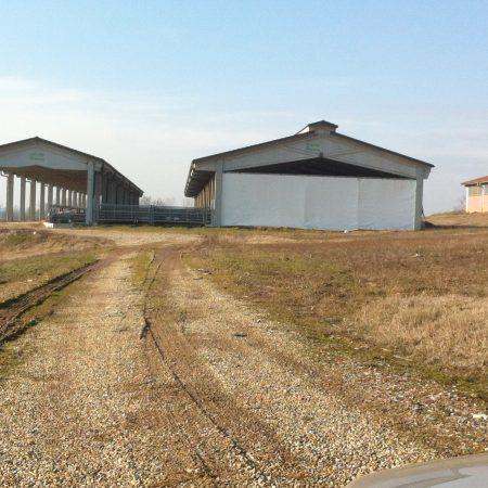 Teli in PVC copertura agricola - Venturello