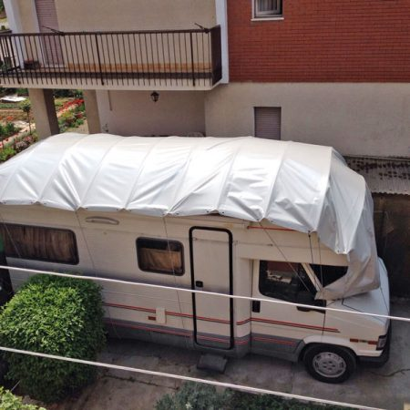Telo copertura Camper - Venturello