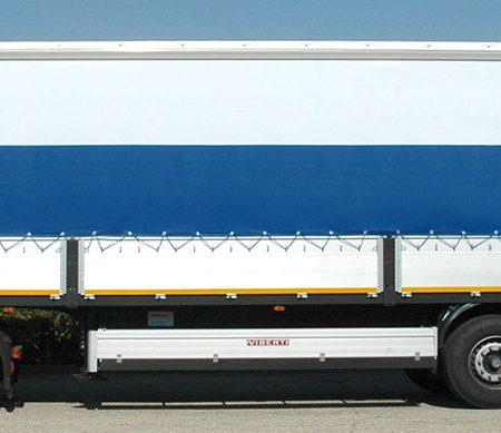 Telone per bilico - Teloni per camion - Venturello
