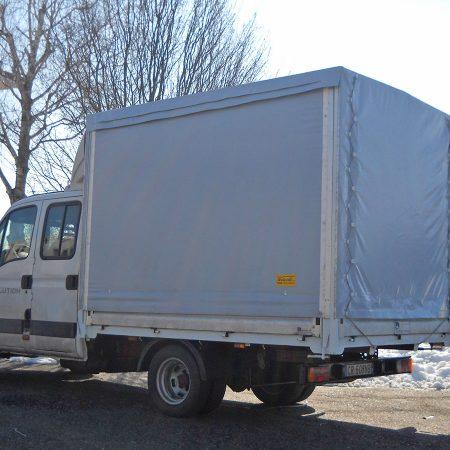 Telone furgoncino - Teloni per camion - Venturello