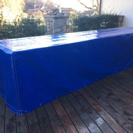 Telone in PVC per protezione tavolo - Venturello