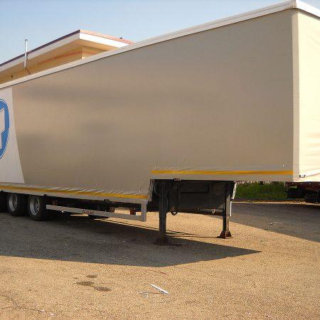 Telone semirimorchio - Teloni per camion - Venturello