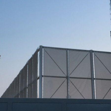 Teloni Frangivento per Juventus Stadium Torino - Venturello