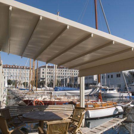 Tenda a pacchetto Portofino - Dehors e pergole - Venturello