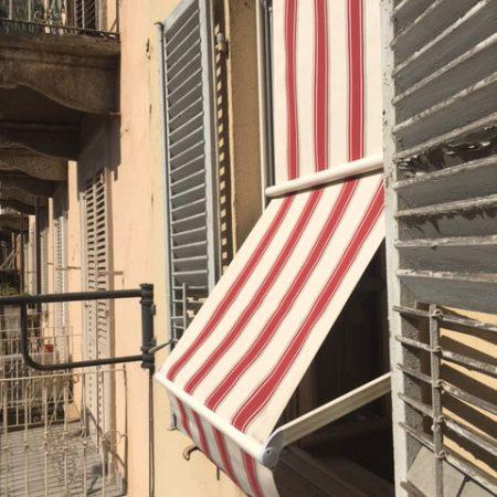 Tenda da sole discesa verticale - Venturello