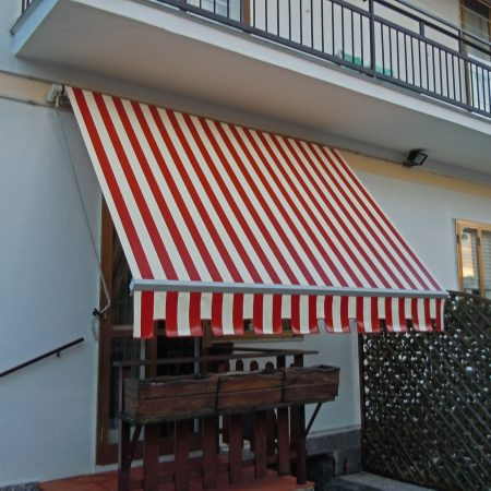 Tenda da sole in PVC ignifugo - Venturello