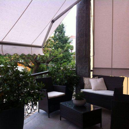 Tende da sole per ombreggiatura terrazzo - Venturello