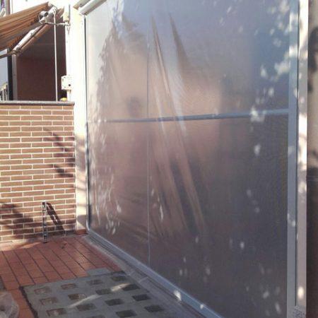 Veranda ermetica frangivento - Chiusure per esterno - Venturello