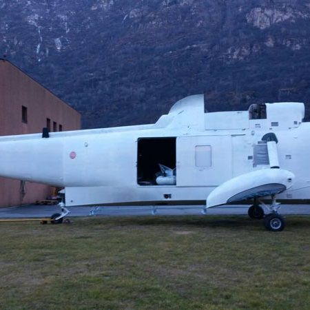 Copertura elicottero - Venturello